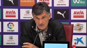 """Mendilibar: """"El Barça es difícilmente vulnerable"""""""