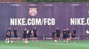 El Barcelona busca mantener el liderato ante el Eibar