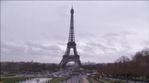 La torre Eiffel será blindada con un muro antibalas