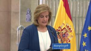 Báñez propone reducir las modalidades de contratos