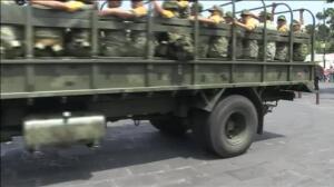 Ejército y ciudadanos intentan localizar a posibles supervivientes en el centro y sur de México