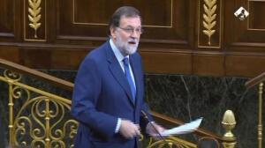 Rajoy justifica registros en las sedes de la Generalitat