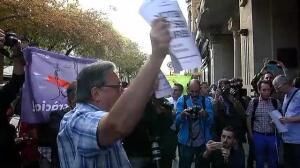 Gran operación de la Guardia Civil contra instituciones del Gobierno catalán