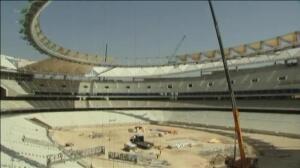 El Wanda Metropolitano, sede de la Champions en 2019