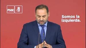 El PSOE pide al Govern que desconvoque el referéndum