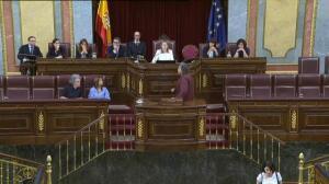 """Tardá pide en el Congreso """"solidaridad y libertad"""" para los detenidos solidaridad para con los detenidos ayer en Cataluña"""