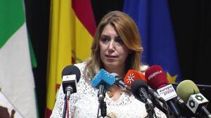 """Díaz dice a catalanes de origen andaluz que """"el Estado les protege"""""""