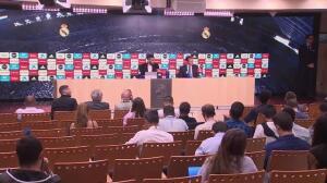 Benzema renueva con el Real Madrid hasta 2021