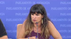 """Rodríguez: """"Díaz es la más beligerante frente a Cataluña"""""""