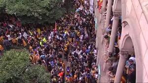 Los universitarios toman el rectorado