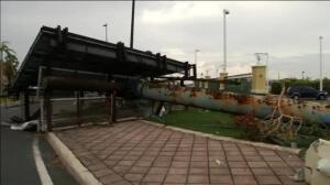 Puerto Rico, devastado tras el paso del huracán María