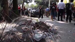El terremoto de México ya ha dejado 307 fallecidos