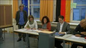 Alemania vota en unas elecciones generales con Angela Merkel como gran favorita