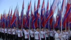 Los norcoreanos respaldan a su líder Kim Jong-un frente a los ataques de Trump