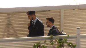 El Real Madrid sale hacia Dortmund