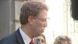 Ferran Bel se acoge al derecho de no declarar ante la Fiscalía