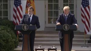 """Rajoy: """"No está en mi horizonte adelantar las elecciones"""""""