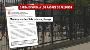 Los policías residentes en Cataluña denuncian el acoso a sus hijos en los colegios