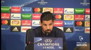 """Nolito: """"Tenemos que competir contra el Spartak e intentar llevarnos los tres puntos"""""""