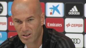 """Zidane: """"Las críticas a Benzema son una vergüenza"""""""