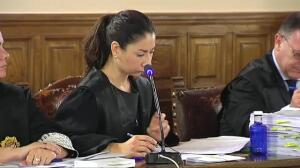 """La hermana de Marina se dirige a Morate: """"Levanta la cabeza desgraciado, mira a la cara a mis padres"""""""