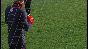 """De Marcos: """"Somos del Athletic, estamos deseando que se quede Kepa"""""""