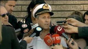 Desaparece un submarino argentino con 44 tripulantes a bordo