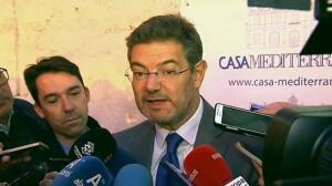 """Catalá: """"Confío en que Puigdemont y los exconsellers sean entregados conforme al procedimiento"""""""