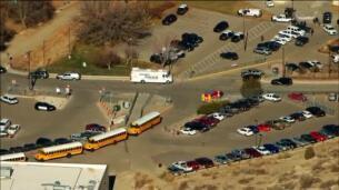 Al menos dos estudiantes mueren en un tiroteo en un instituto de Nuevo México