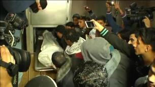 Los bombardeos isarelíes causan al menos dos muertos en Gaza