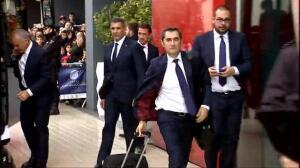 El Barcelona llega a Villarreal