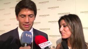 Preysler y Vargas Llosa regresan de la boda de Ana