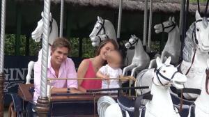"""Carlos Baute de su hija: """"Es una princesa, la novia eterna"""""""
