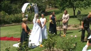 Primera boda gay en Australia