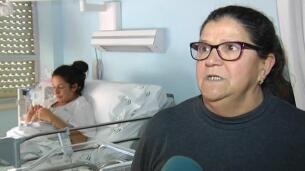 No llegaron a tiempo al hospital y tuvo que dar a luz en el coche con la ayuda de su abuela