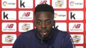 El Athletic de Bilbao renueva a Iñaki Williams hasta 2025