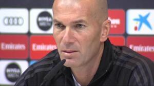 """Zidane: """"Nunca voy a tirar la toalla"""""""
