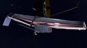 Así será el telescopio que relevará al Hubble