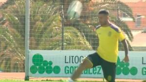 Paco Jémez se centra únicamente en el partido frente al Sevilla FC