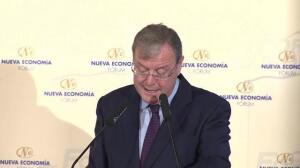 """Alcalde León pide pactos de Estado en """"grandes materias"""""""