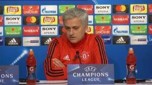 """Mourinho: """"Pueden decir que somos favoritos, pero no significa nada"""""""