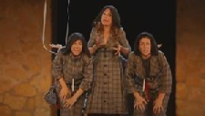 Las Niñas de Cádiz estrenan El viento es salvaje en Teatro Moderno de Chiclana