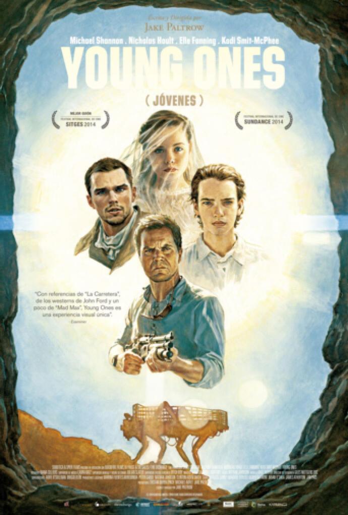 Young Ones Jóvenes 2014 Película Play Cine