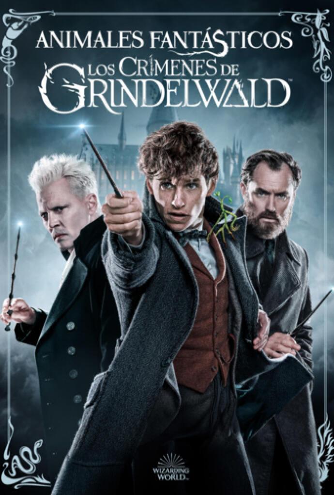 Animales Fantásticos: Los Crímenes de Grindelwald (2018)[1080p] 3D SBS Latino [GoogleDrive] SilvestreHD