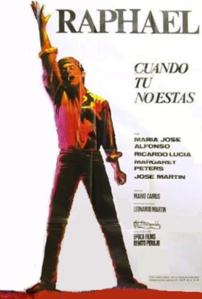 Cuando Tú No Estás 1966 Película Play Cine