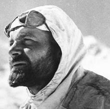 Schaeffer, jefe de la expedición nazi