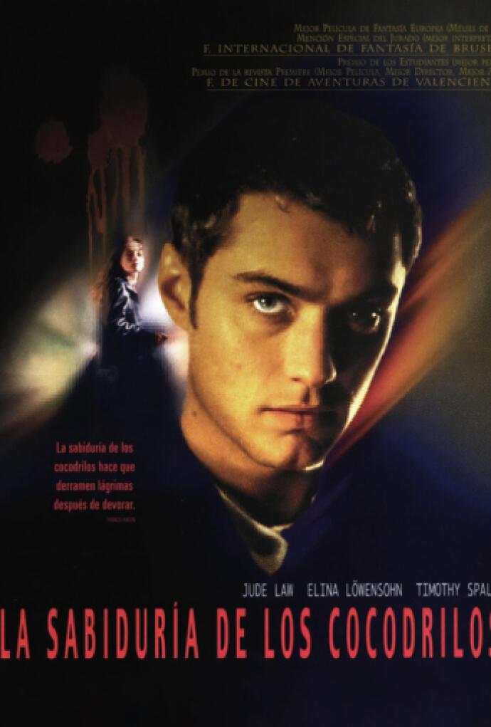 La Sabiduría De Los Cocodrilos 1998 Película Play Cine