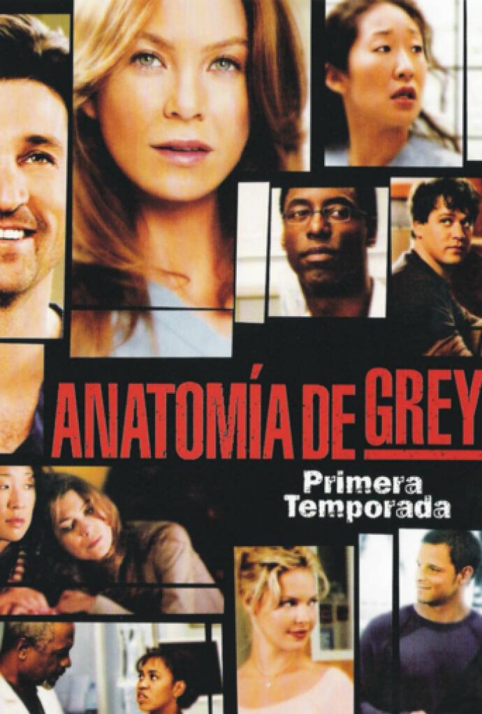 Anatomía de Grey 1x04 - Capítulo 4 Temporada 1 - PLAY Series