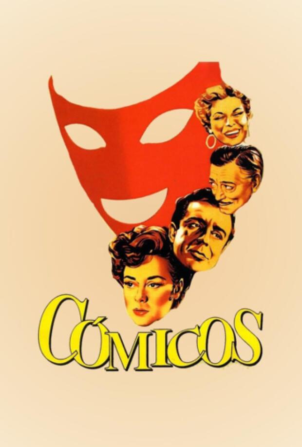 Cómicos (1954) Película - PLAY Cine
