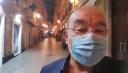 Ángel Expósito en Cádiz después del toque de queda, «es una imagen de absoluta pena»